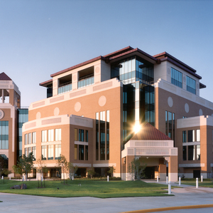 Library & Conference Center - University of Louisiana at Monroe
