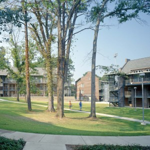 Louisiana Tech University Park Student Housing