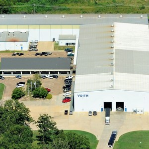 Voith Service Center Expansion
