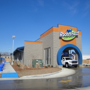 Jim Taylor Ford Auto Dealership & RocketFast! Car Wash